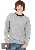 CARHARTT Playoff Knit Sweatshirt heather grey