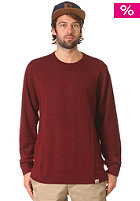 CARHARTT Playoff Sweat cranberry heather