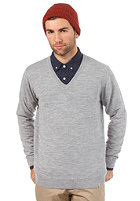 CARHARTT Playoff V-Neck Sweatshirt grey