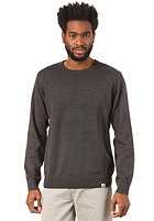 CARHARTT  Playoff Woolsweat black heather