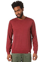 CARHARTT  Playoff Woolsweat varnish heather