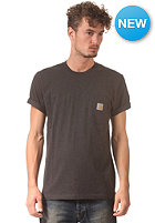CARHARTT Pocket S/S T-Shirt black heather