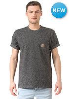 CARHARTT Pocket S/S T-Shirt black noise heather