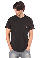 CARHARTT Pocket S/S T-Shirt black