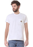 CARHARTT Pocket S/S T-Shirt white