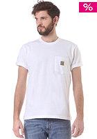 CARHARTT Pocket S/S T-Shirt white