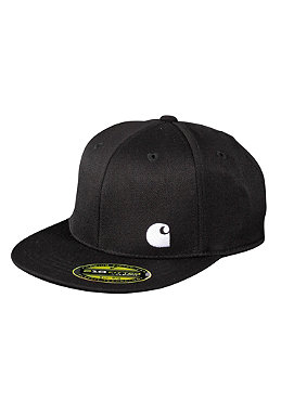 CARHARTT Port 210 Flexfit Cap black/white