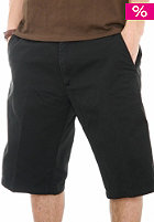 CARHARTT Presenter Bermuda Shorts Durango Twill 7,5oz black rinsed