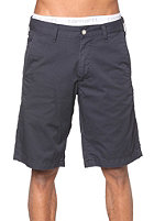 CARHARTT Presenter Bermuda Shorts Durango Twill navy rinsed