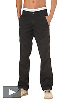 CARHARTT Presenter Pant Durango Twill 7,5oz black rinsed