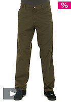 CARHARTT Presenter Pant Durango Twill 7,5oz terra rinsed