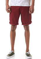 CARHARTT Presenter Short cordovan rinsed