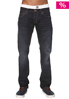 CARHARTT Privateer Pant blue unique raw washed