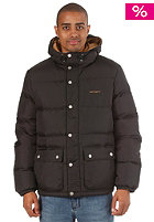 CARHARTT  Raleigh Jacket black/ brown