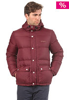 CARHARTT Raleigh Jacket wine/carhartt brown