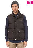 CARHARTT Raleigh Vest black/carhartt brown