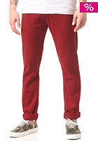 CARHARTT Rebel Chino Pant burgundy