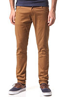 CARHARTT Rebel Chino Pant hamilton brown rigid
