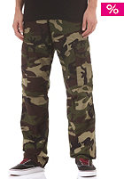 CARHARTT Regular Cargo Pant camo green