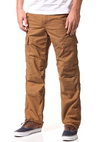 CARHARTT Regular Cargo Pant hamilton brown rinsed