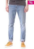 CARHARTT Riot Denim Pant blue pier washed
