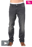 CARHARTT Riot Pant mammoth dark grey stretch color denim dark grey basic wash