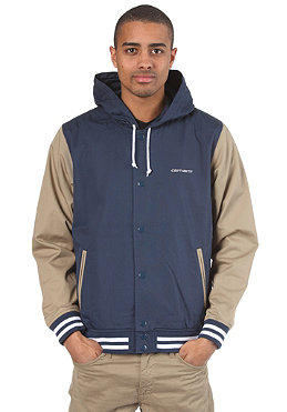 CARHARTT Robson Jacket Soft Twill federal/horn