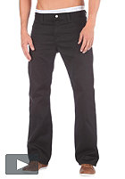 CARHARTT Rockin Pant Pes/Cotton black rinsed