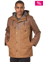 CARHARTT Roy Jacket pecan/hamilton brown