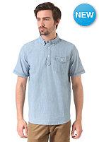 CARHARTT Roy S/S Shirt indigo bleached