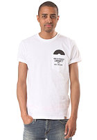 CARHARTT Sawblade Pocket S/S T-Shirt white/black