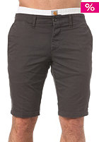 CARHARTT Sid Bermuda Shorts Lamar Twill Asphalt light stone washed