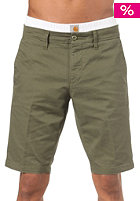 CARHARTT Sid Bermuda Shorts Lamar Twill Bog light stone washed
