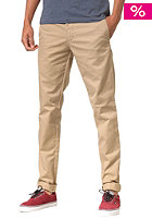 CARHARTT Sid Chino Pant leather/rinsed