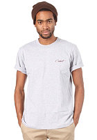 CARHARTT Signature S/S T-Shirt grey heather/varnish