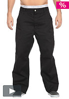 Simple Pant black rinsed