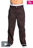 Simple Pant Denver Pes/Cot Twilll 8,5oz tobacco rinsed