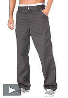 CARHARTT Simple Pant Denver Twill asphalt rinsed