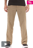 CARHARTT Simple Pant leather rinsed