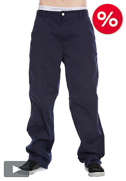 CARHARTT Simple Pant navy rinsed