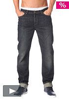 CARHARTT Slam Pant cot/elast. colusa stretch denim blue basic wash