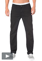CARHARTT Slam Pant cot/lycra tatum stretch twill black rinsed