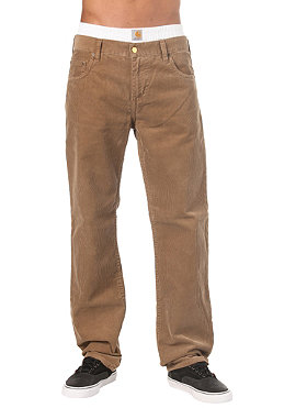 CARHARTT Slam Pant seattle deer brown