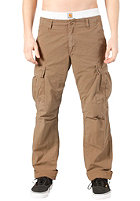 CARHARTT  Slim Cargo Pant bronze stone washed