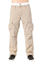 CARHARTT  Slim Cargo Pant horn stone washed