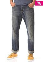 CARHARTT Slim Denim Pant blue/torn washed