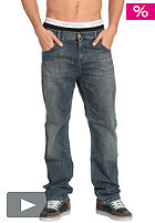 CARHARTT Slim Denim Pant carmel cotton denim 12,75 oz blue coast washed