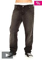 CARHARTT Slim Denim Pant cotton black vintage washed