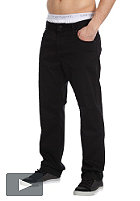 CARHARTT Slim Pant black rinsed