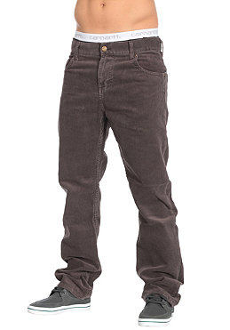 CARHARTT Slim Pant cot/pes seattle corduroy tobacco stone washed
